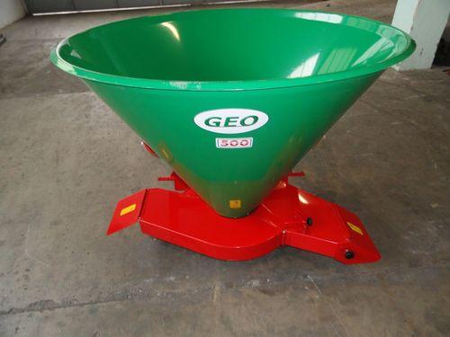 Reihenstreuvorrichtung 2-seitig für GEO Düngerstreuer Salzstreuer