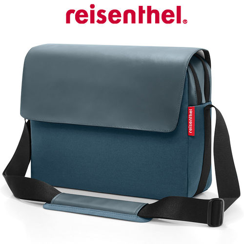 reisenthel - courierbag 2 - canvas blue