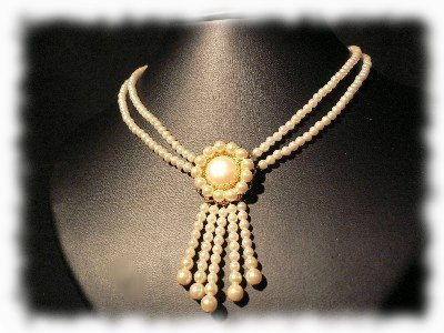 "Collier ""Sisi"""