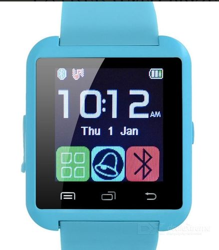 Smartwatch U8 Sky Blue