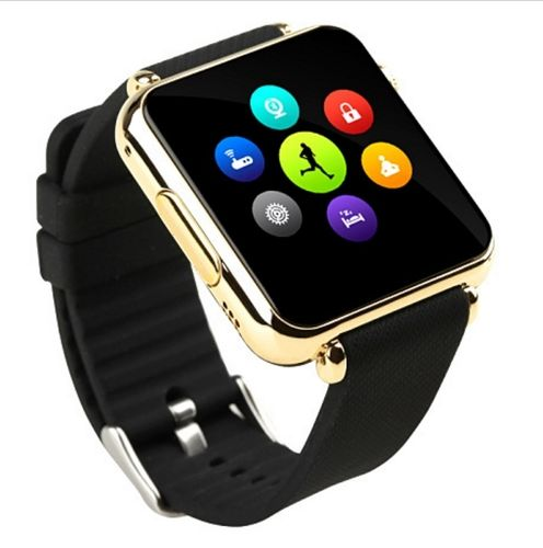 Smartwatch ZY06 - Gold Smart Watch