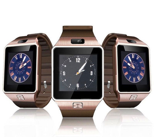Smartwatch DZ09 Gold