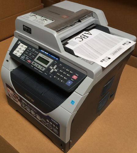 "Brother Multifunktionsgerät MFC-8370DN (4 in 1) - ""Refurbished"""