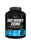 BioTech USA Iso Whey Zero 2270g Dose (22,02€/Kg) New Design Aktion