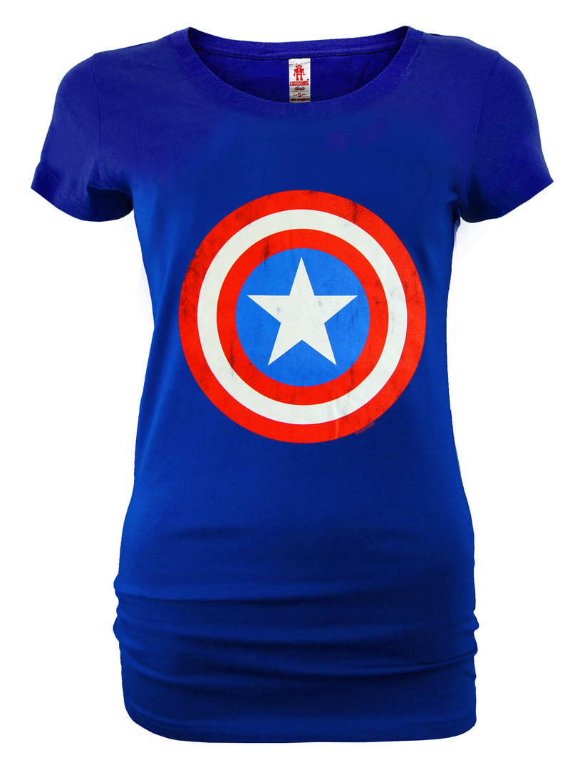 Captain America Frau