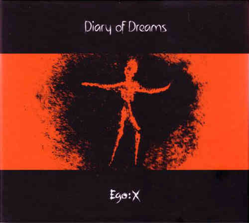 DIARY OF DREAMS - Ego:X (Limited Edition) 2CD
