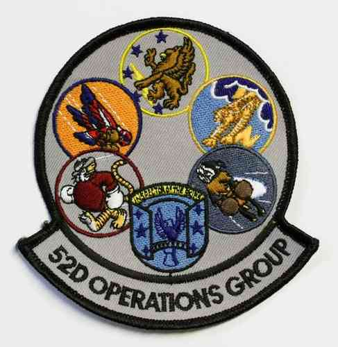 52d Operations Group 6er Pizza