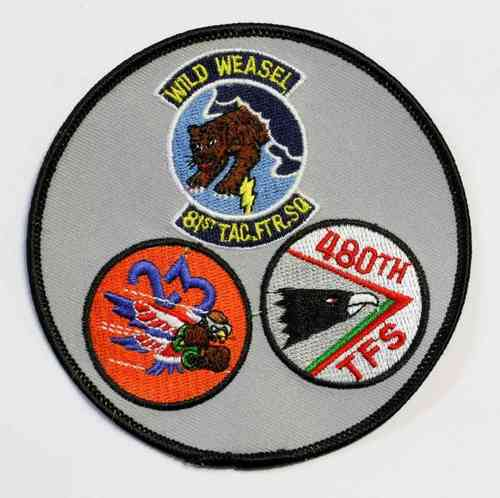 52 Fighter Wing Operations Group 3er Pizza