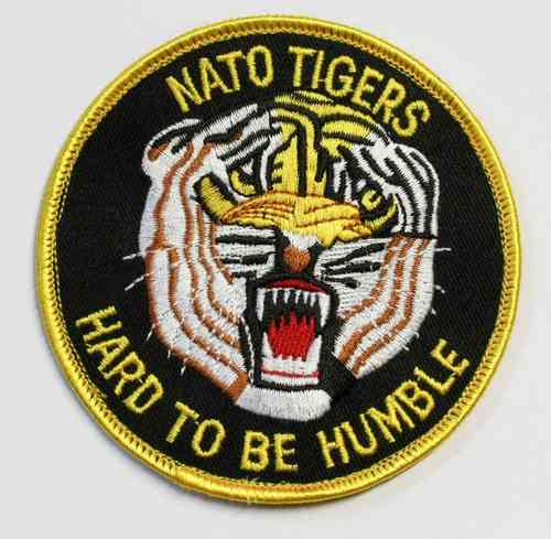 Nato Tigers Hard to be humble