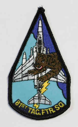 81.Tactical  Fighter Squadron