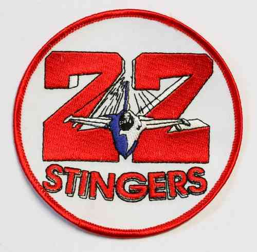 22.Fighter Squadron Stingers