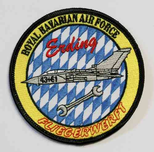 Royal Bavarian Air Force Fliegerwerft Erding
