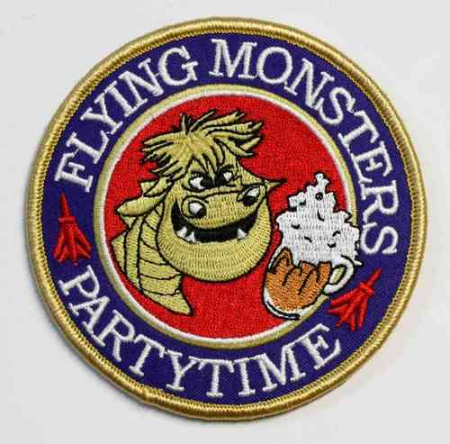 Flying Monsters Partytime
