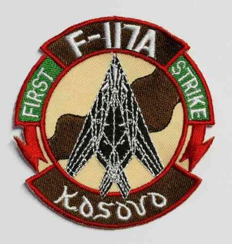 F117 First Strike Kosovo