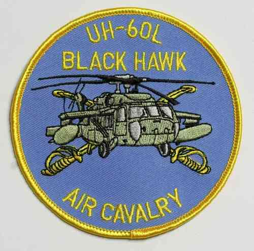UH-60L Black Hawk, Air Cavalry