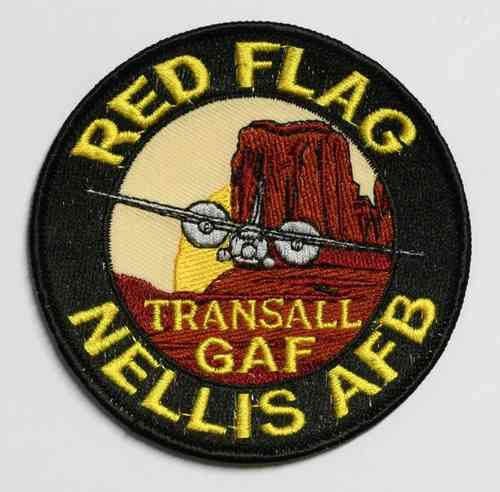 Red Flag Nellis Air Force Base Transall German Air Force