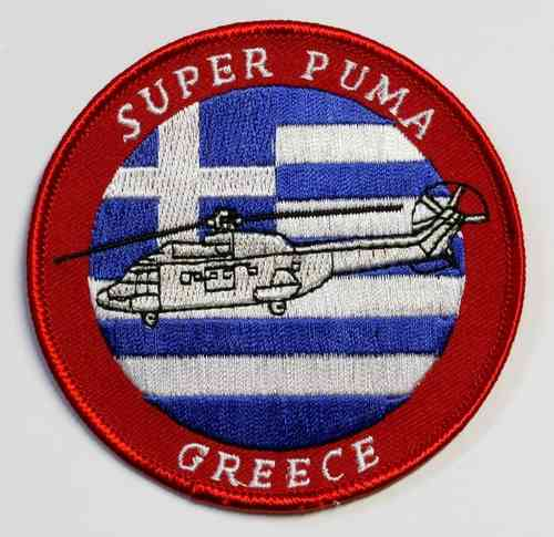 Super Puma Greece