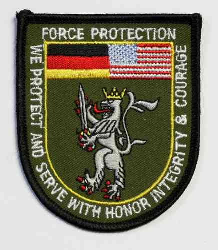 Ramstein Air Base Force Protection