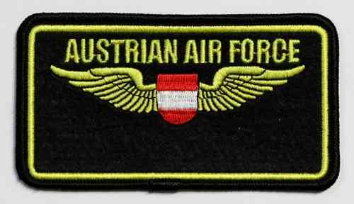 "Austrian Air Force Nametag - ""Mit Ihrem Namen"""