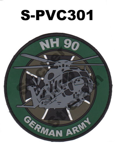 NH90 German Army mit Balkenkreuz - PVC