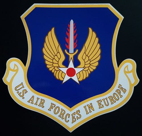 US Air Forces in Europe, große Version