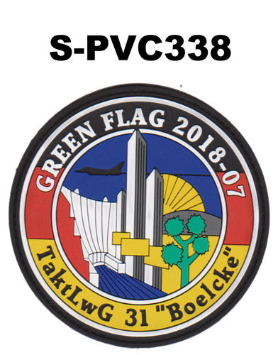 Green Flag 2018-07, TaktLwG 31 - PVC