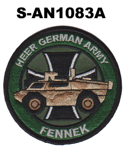 Fennek / Heer German Army