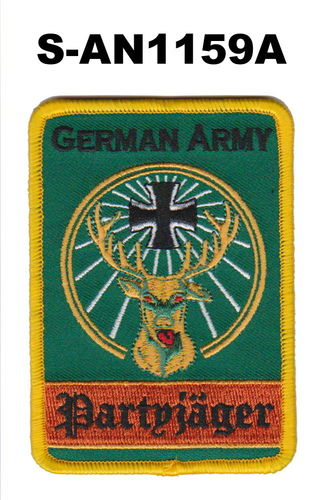 Partyjäger - Heer German Army