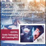MTI Bundle Studienreport Business Coaching inkl. Demozugang CoachingPro
