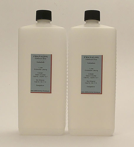 2000 ML COLLODION DEVELOPER