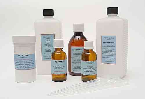 KALLITYPIE KIT 200  ( 2 X 100 ML ) - KOMPLETT