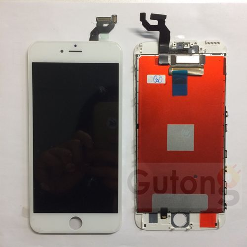 iPhone 6S PLUS LCD Display Touchscreen Weiss