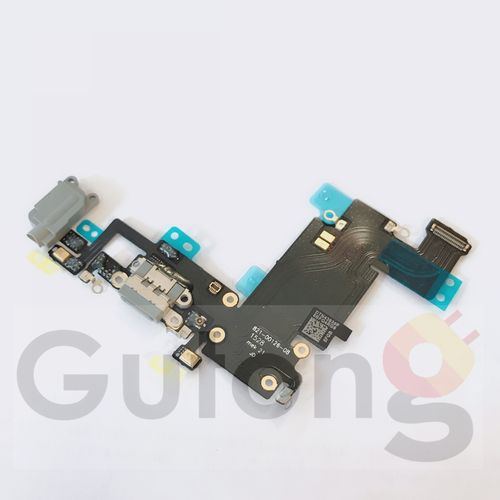 iPhone 6S Plus Dock Connector Flex Ladebuchse schwarz