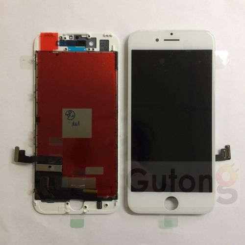 iPhone 8G LCD Display Touchscreen Weiss