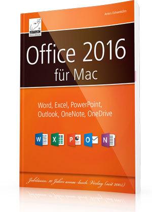 Microsoft Office 2016 für den Mac
