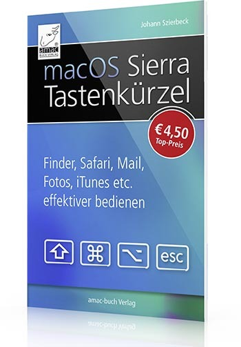 macOS Sierra Tastenkürzel