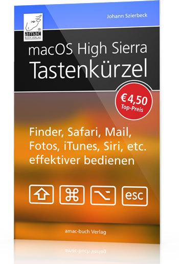 macOS High Sierra Tastenkürzel