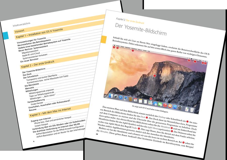 Leseprobe - OS X Yosemite