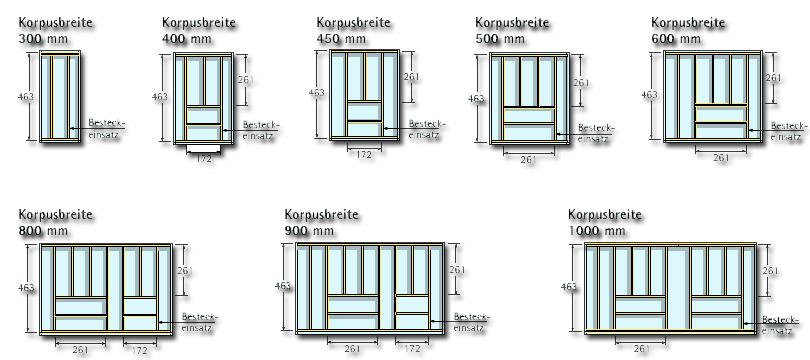 innotech innoplus besteckeinsatz 100 er prodomo neue wege finden. Black Bedroom Furniture Sets. Home Design Ideas