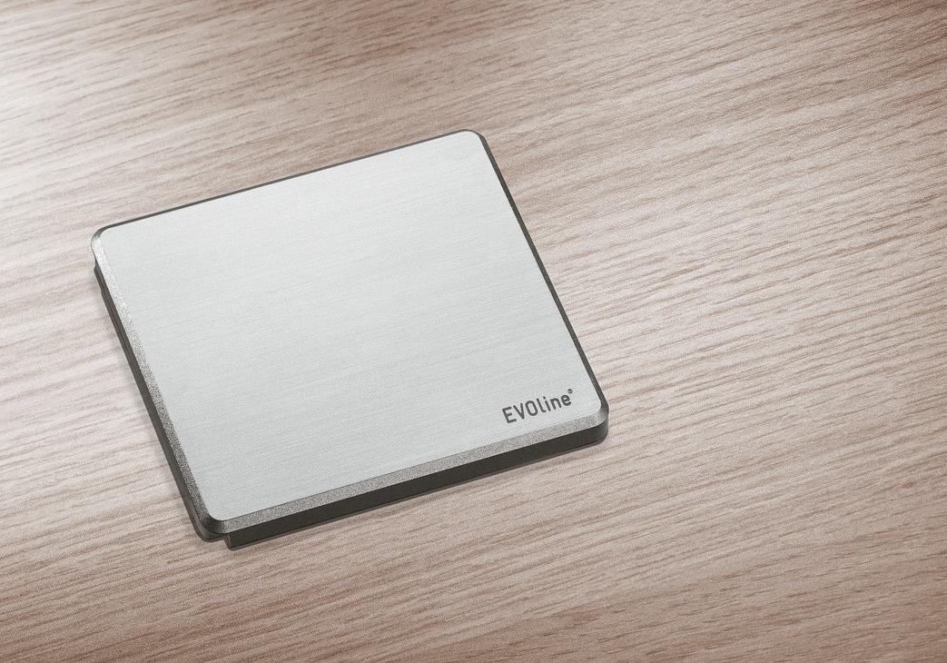 Steckdosen-Element, Slide USB und RJ-45 - PRODOMO ... neue Wege finden.