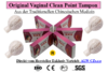 Vaginal clean Point Tampon 20 Stück
