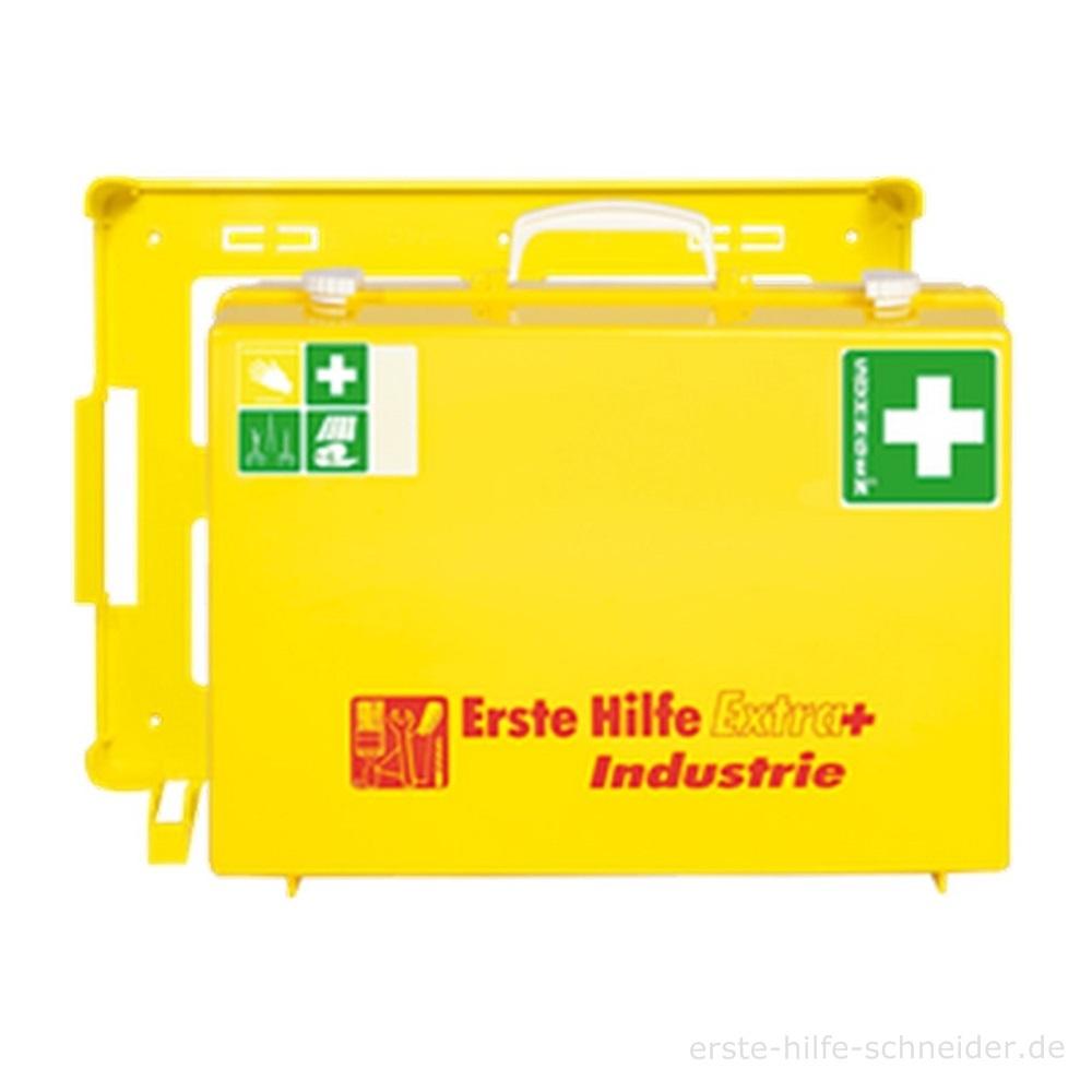 Erste-Hilfe Koffer Ö-Norm Z1020-2 plus Erweiterung, gelb
