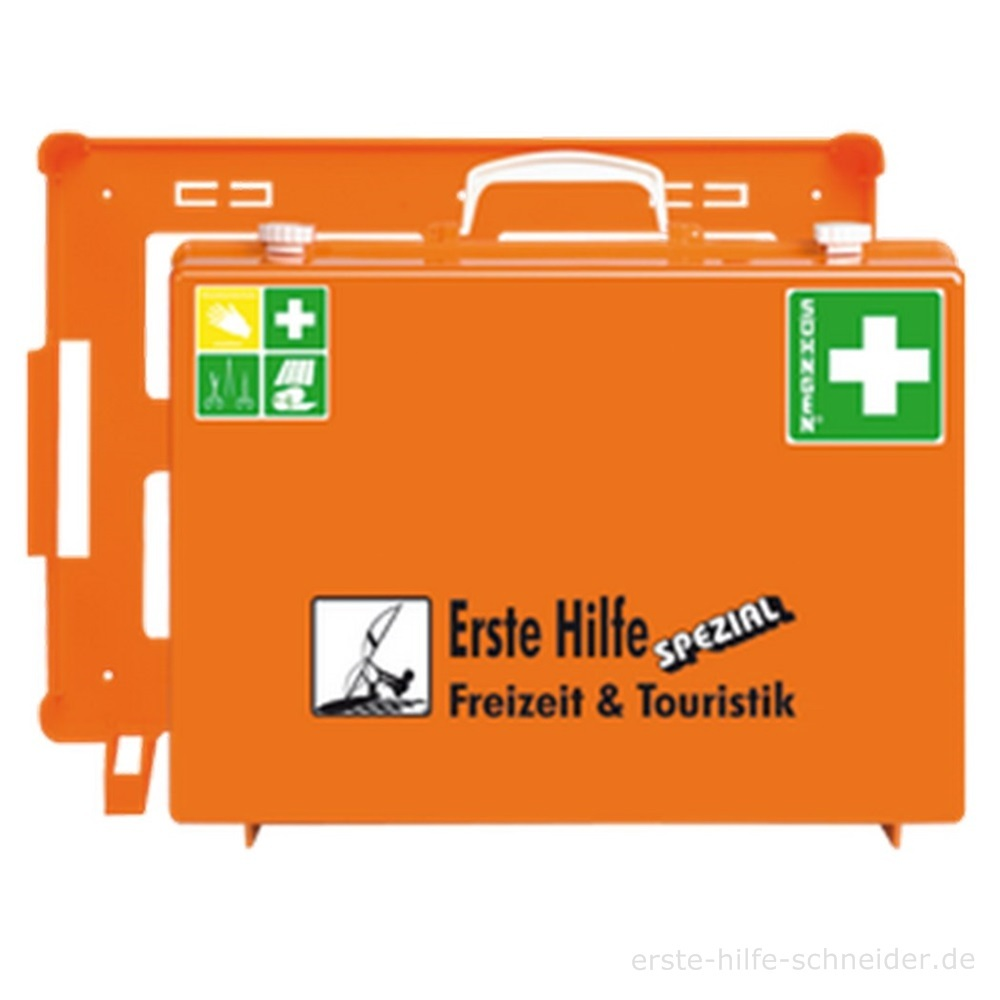 Erste Hilfe Koffer Spezial Ö-NORM,  Freizeit+Touristik