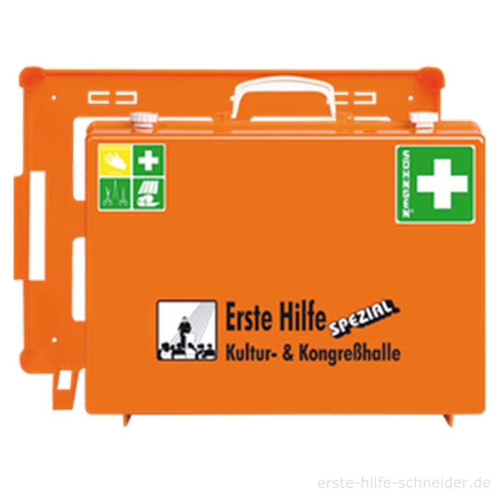 Erste Hilfe Koffer Spezial Ö-NORM, Kultur + Kongress