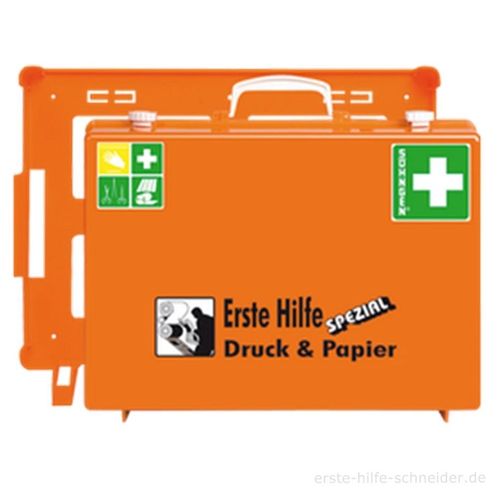 Erste Hilfe Koffer Spezial Ö-NORM, Druck + Papier