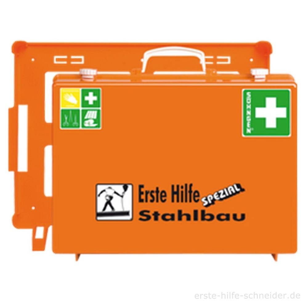 Erste Hilfe Koffer Spezial Ö-NORM, Stahlbau