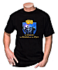 ELOY - T-Shirt THE VISION, THE SWORD AND THE PYRE 1 - Black