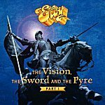 ELOY - THE VISION, THE SWORD AND THE PYRE (Part I) - Signature Fan-Set & T-Shirt (schwarz)