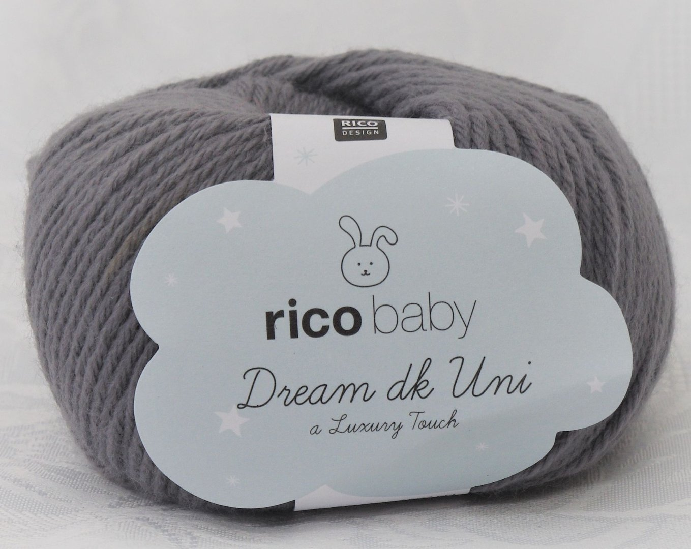 "50g ""Baby Dream Luxury Touch"" - ein extraweiches Babygarn"