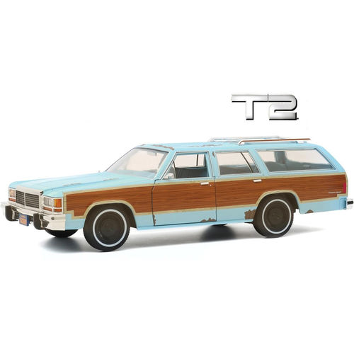 "1980 Ford LTD Country Squire ""Terminator 2,Judgement Day 1991 1:18 Greenlight GL19085"